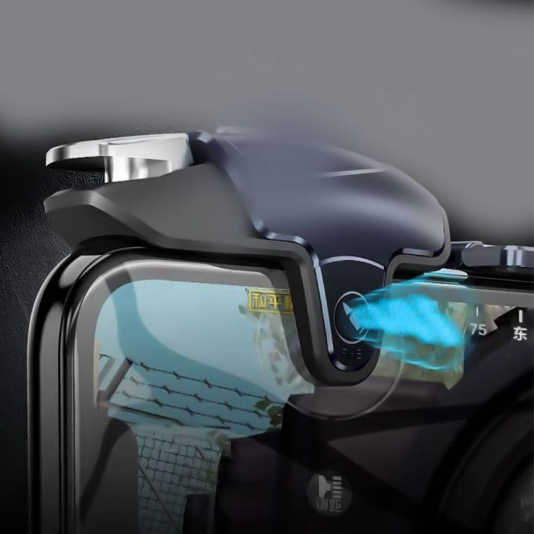 دسته بازی لیزری موبایل Memo مدل AK03
