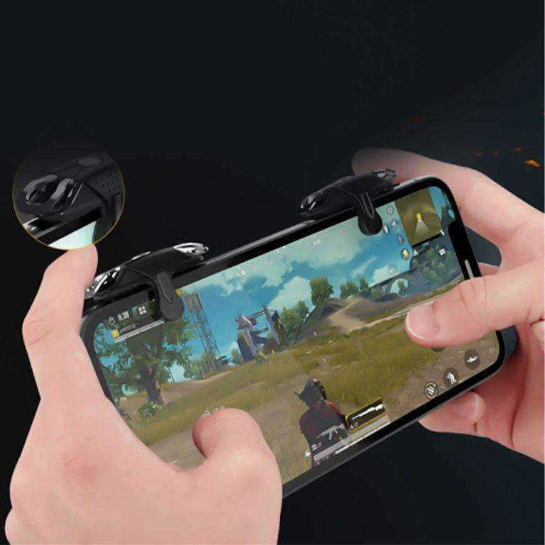 دسته بازی موبایل مدل X10 مغناطیسی