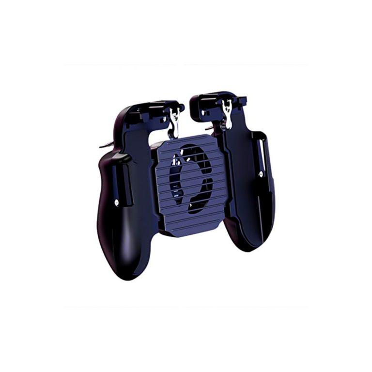 دسته بازی فن دار موبایل مدل H5 مکانیکی