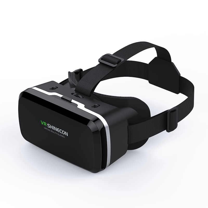 لنزهای با کیفیت عینک واقعیت مجازی شاینکن مدل G06A