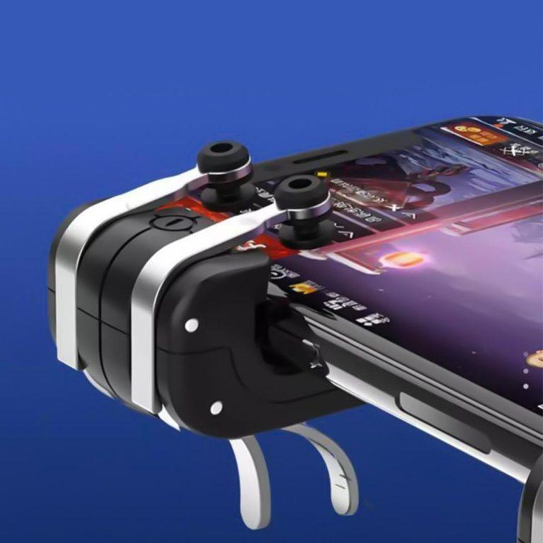 دسته بازی شیش انگشتی موبایل مدل GM1